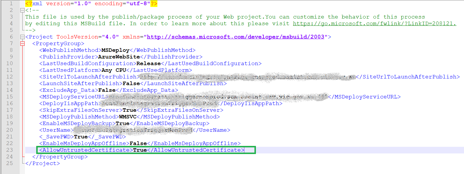 Quick tip azure function deployment error this error is not limited to azure or azure functions it occurs if ssl certificate is invalid or not configured correctly to allow untrusted certificates 1betcityfo Gallery